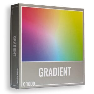 Gradient puzzle –enter now to win!