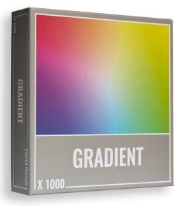 Win a Gradient jigsaw puzzle for adults!