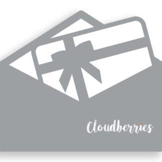 Cloudberries gift cards