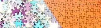 Cloudberries –beautiful gradient puzzles