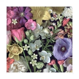 Flowers jigsaw puzzle for adults by Cloudberries