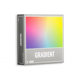 Gradient puzzle from Cloudberries