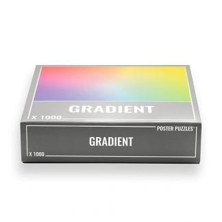 Poster Puzzles Gradient jigsaw
