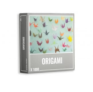 Origami jigsaw puzzle from Cloudberries