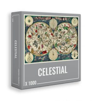 Celestial jigsaw puzzle for adults from Cloudberries