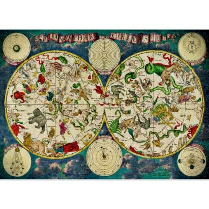 Celestial is a 1000-piece jigsaw by Cloudberries