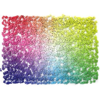 1000-piece gradient puzzle from Cloudberries