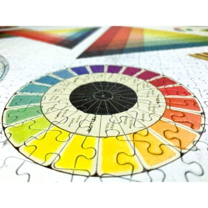 Canvas colour theory puzzle from Cloudberries
