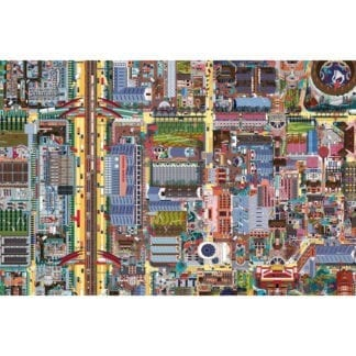 Crossroads 1000 piece jigsaw puzzle for grown ups