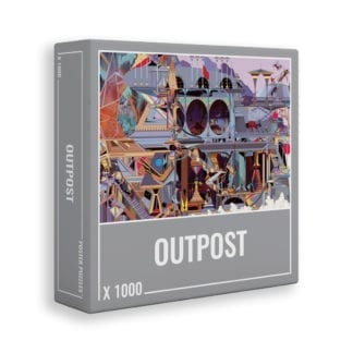 Outpost jigsaw puzzle by Cloudberries