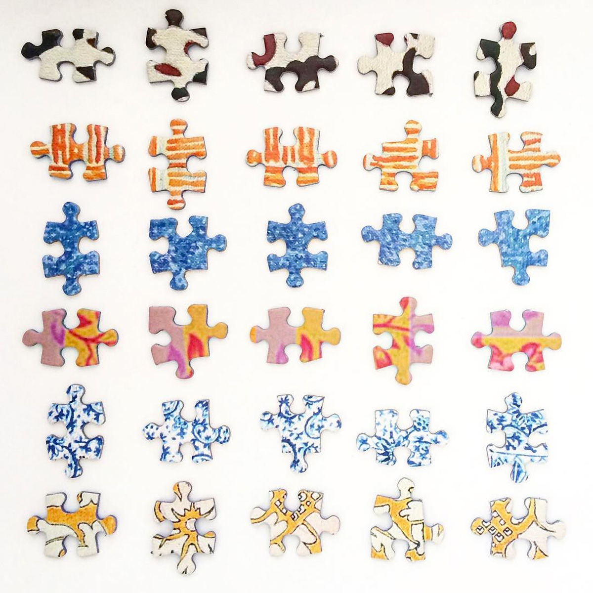 There are lots of surprising health benefits to doing jigsaw puzzles