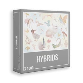 Hybrids jigsaw puzzle from Cloudberries