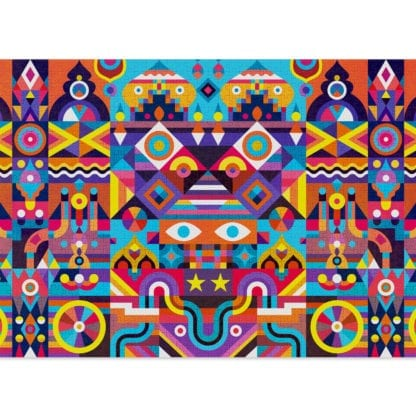Symmetry 1000-piece jigsaw puzzle for adults from Cloudberries
