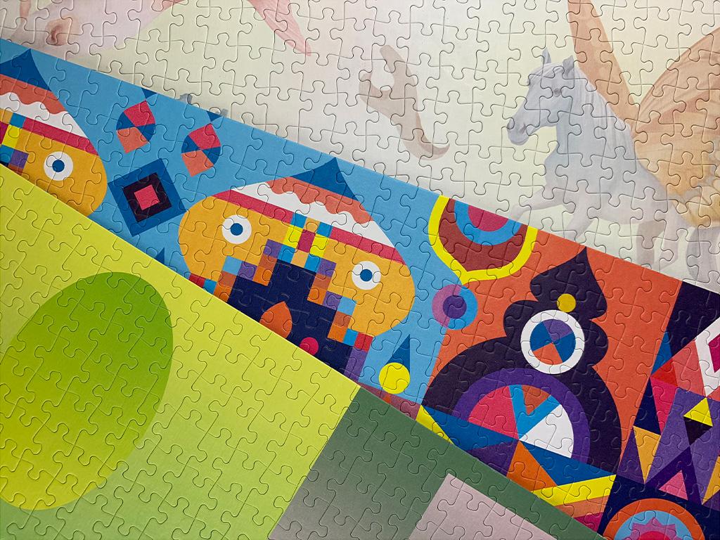 Find a puzzle pen pal!