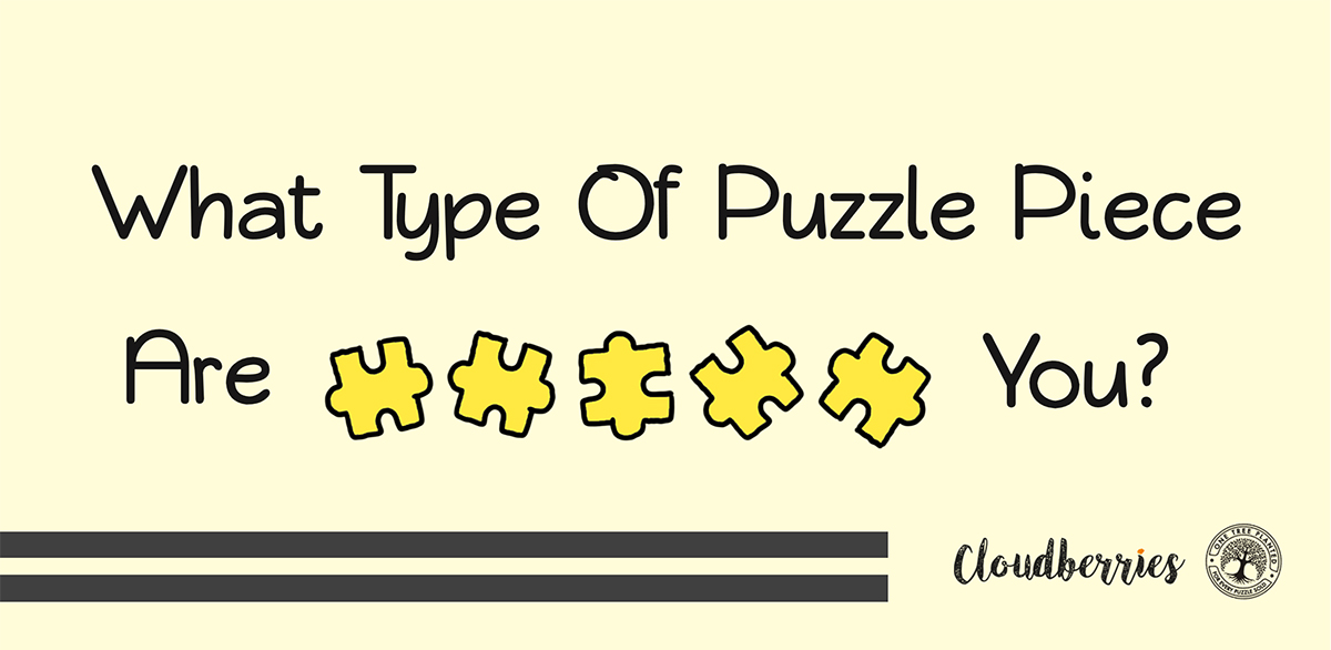 What type of puzzle piece are you?