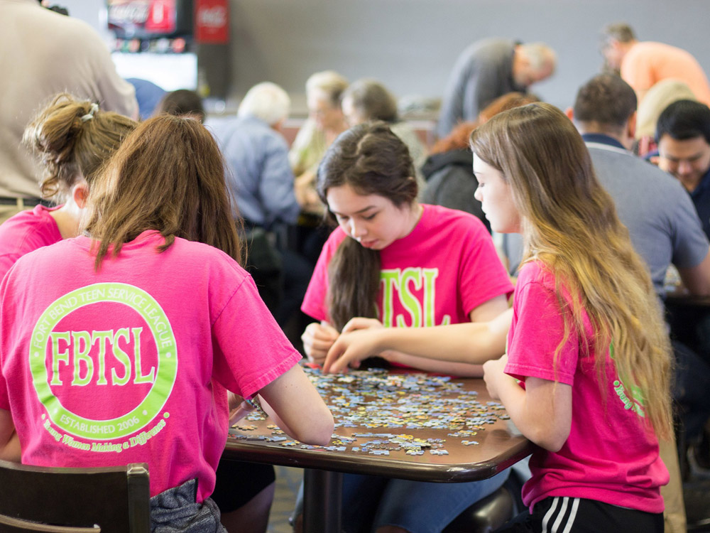 The Hope For Three Jigsaw Puzzle Competition supports two local charities.