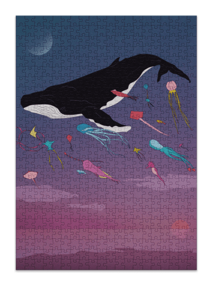 Whale full puzzle