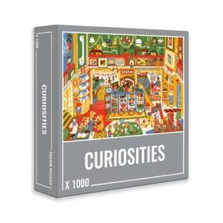 Curiosities is a whack 1000-piece puzzles for grown ups!