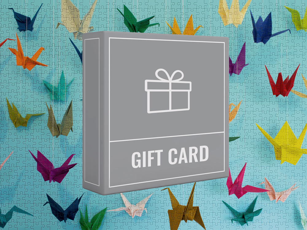 Add a Cloudberries gift card to your cart